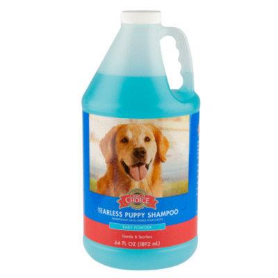 Grreat ChoiceA Tearless Puppy Shampoo