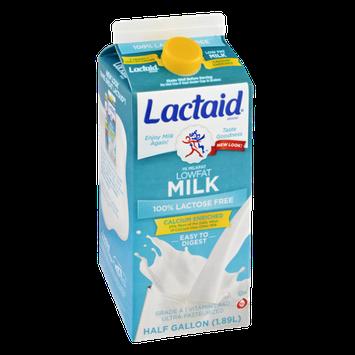 Lactaid Calcium Enriched 100% Lactose Free Lowfat Milk