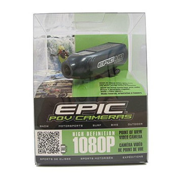 EPIC STC-EPC1080 Hd Action Camera with 32MB Memory