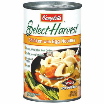 Campbell's® Select Harvest Chicken with Egg Noodles Soup