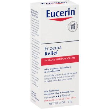 Eucerin Eczema Relief Instant Therapy Crème - 2 oz