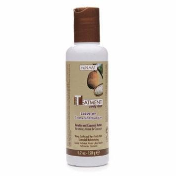 nuNAAT naat Treatment Curly Hair Leave-On Cream