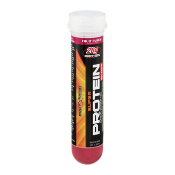 Body Fortress Super Protein Shot Fruit Punch Protein Drink