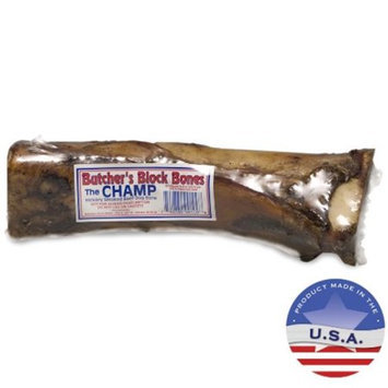 Butchers Block Butcher Bone The Champ Dog Bone