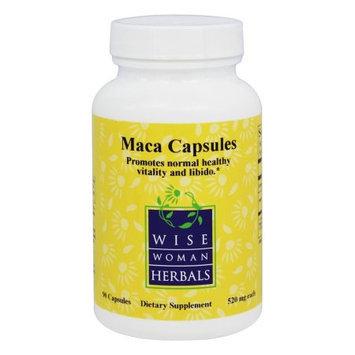Wise Woman Herbals - Maca Capsules 520 mg. - 90 Capsules
