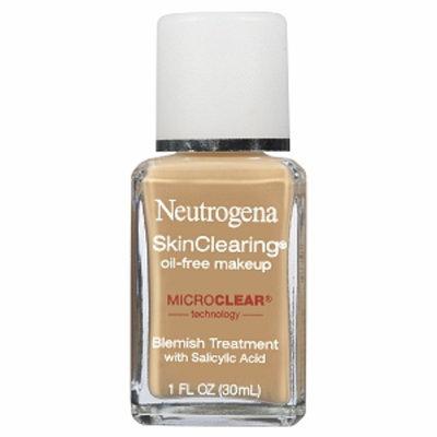 Neutrogena® SkinClearing Oil-Free Makeup