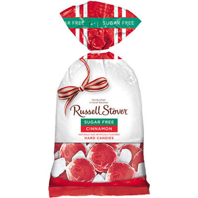 Russell Stover Sugar Free Cinnamon Hard Candies, 12 oz
