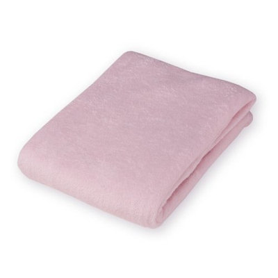 American Baby Company Cotton Terry Flat Fitted Changing Pad Cover, Pink (Discontinued by Manufacturer)