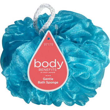 Body Image Body Benefits Gentle Bath Sponge