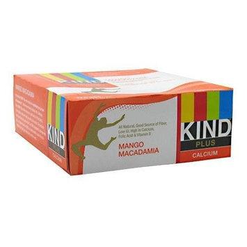 Kind Bar Plus Mango Macadamia PLUS Calcium