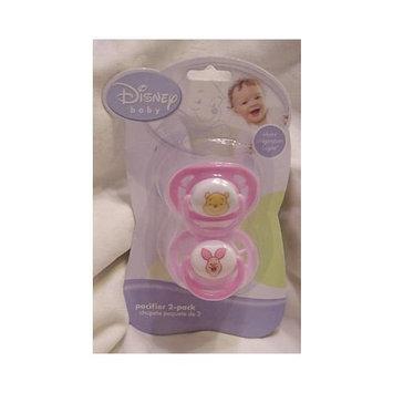 Disney Baby Pacifier 2 Pack Winnie the Pooh