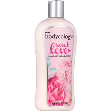 Bodycology Moisturizing Body Lotion, Sweet Love, 12 oz