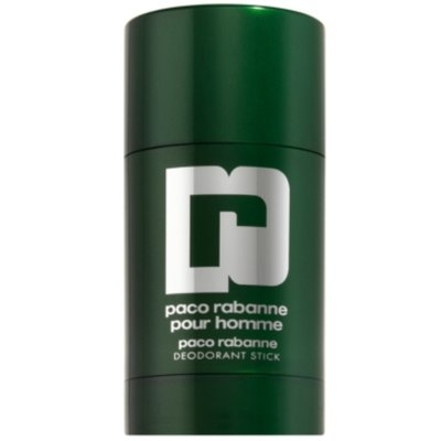 Paco Rabanne Pour Homme Deodorant Stick, 2.5 oz
