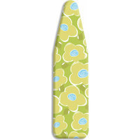 Whitmor Deluxe Ironing Board Cover and Pad, Petal Power