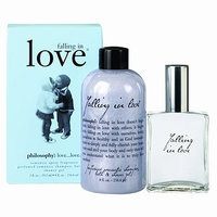 philosophy falling in love gift set