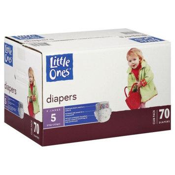 Kmart Corporation Little Ones Diapers, X Large, Size 5 (Over 27 lb), Club Pack, 70 diapers - KMART CORPORATION
