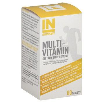 INBalance - INSupport Multi Vitamin - 120 Tablets