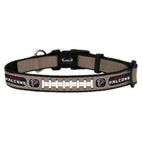 GameWear Atlanta Falcons Reflective Large Football Collar