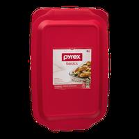 Pyrex Basics Glass Bakeware 4.8 qt