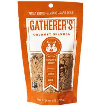Gatherers Granola Almond Peanut Butter Maple Granola