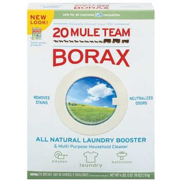 20 Mule Team Borax Natural Laundry Booster & Multi-Purpose Household Cleaner
