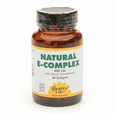 Country Life Natural E-Complex