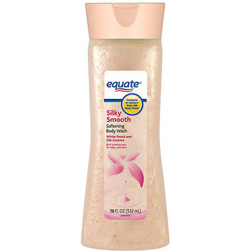 Equate Silky Smooth Softening Body Wash