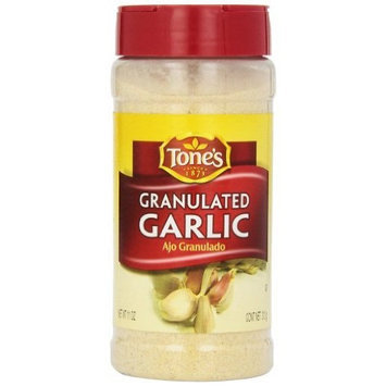 Tone's Garlic Granulated, 11.00-Ounce
