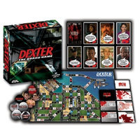 GDC-GameDevCo Dexter Board Game Ages 17+