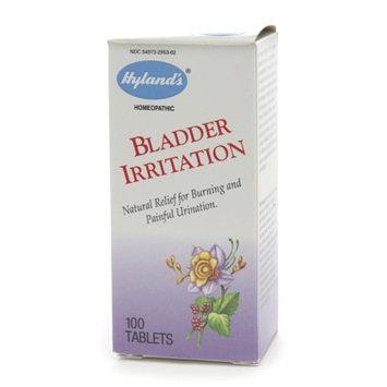Hyland's Bladder Irritation Tablets