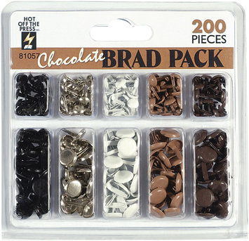 Hot Off The Press Brad Pack - Chocolate