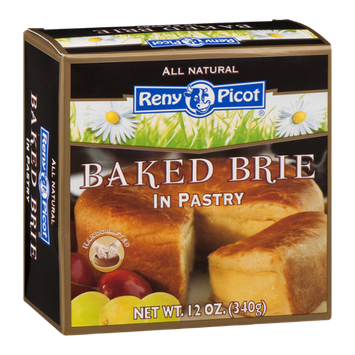 Reny Picot Baked Brie In Pastry