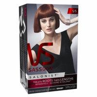 Vidal Sassoon Salonist Hair Colour Permanent Color, 5/5 Medium Reddish Brown, 1 set