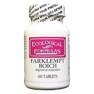 Ecological Formula Farklempt Boich 60 tabs