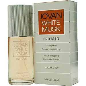 Jovan White Musk Cologne Spray for Men