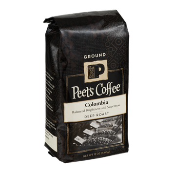 Peet's Coffee Colombia Deep Roast Ground Coffee