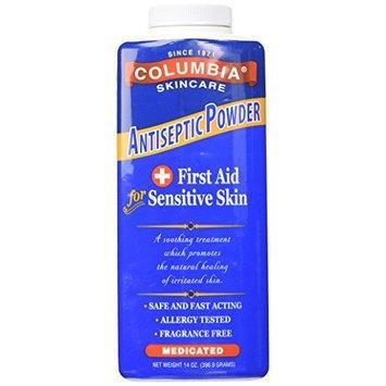 Columbia Antiseptic Powder, 14-Ounces Bottle