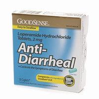 Good Sense Loperamide HCl Caplets 2mg 18's