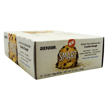 Detour Smart Oatmeal Bars