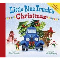 Little Blue Truck's Christmas by Alice Schertle, Jill McElmurry