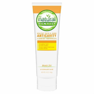 The Natural Dentist Healthy Teeth & Gums Anti-Cavity Toothpaste