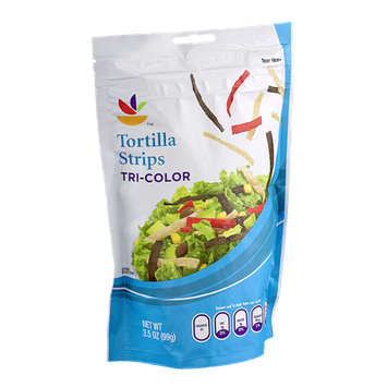 Ahold Tortilla Strips Tri-Color