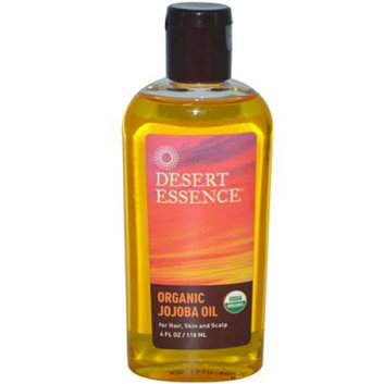 Desert Essence Jojoba Oil 4 fl oz