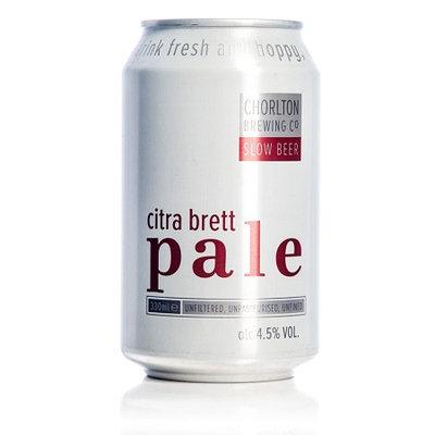 Chorlton Citra Brett Pale (can)
