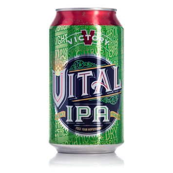 Victory Brewing Co. Victory Vital IPA (can)