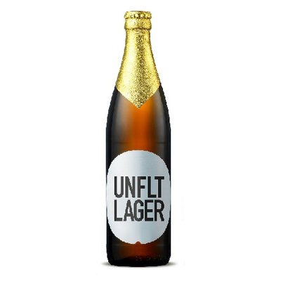 And Union Unfiltered Lager