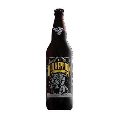 Stone Brewing Co. Stone Ruination Double IPA 2.0