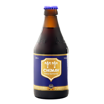 Chimay Blue Cap Trappist Ale 330ml