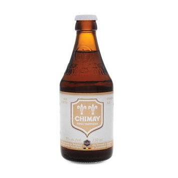 Chimay White Cap Trappist Ale 330ml