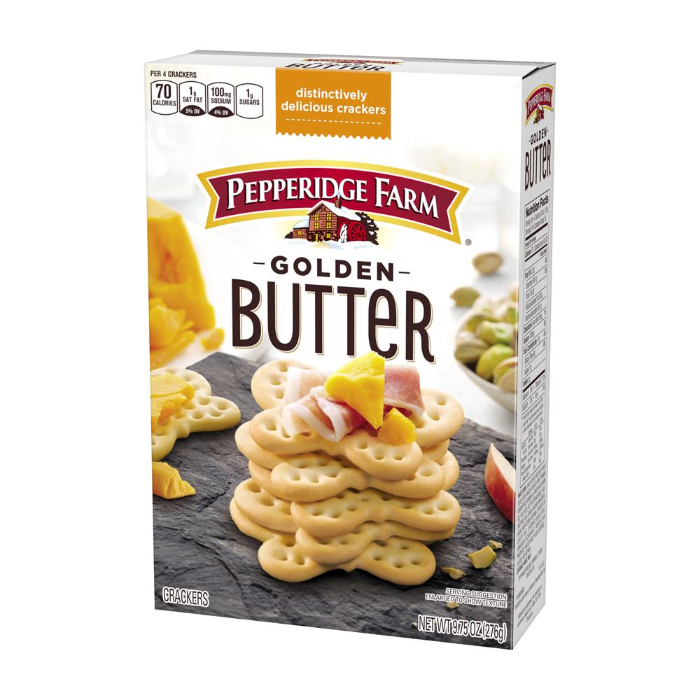 Pepperidge Farm® Goldfish® Butter Distinctive Crackers